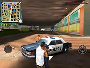 Policía LA