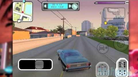Gangstar Miami Vindication for iPhone - Walkthrough part 53 - It's a Boat Time