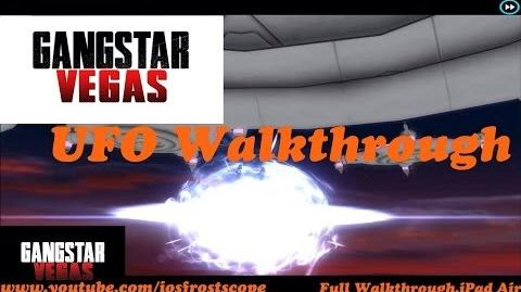 Gangstar Vegas Alien Update All Mission Walkthrough