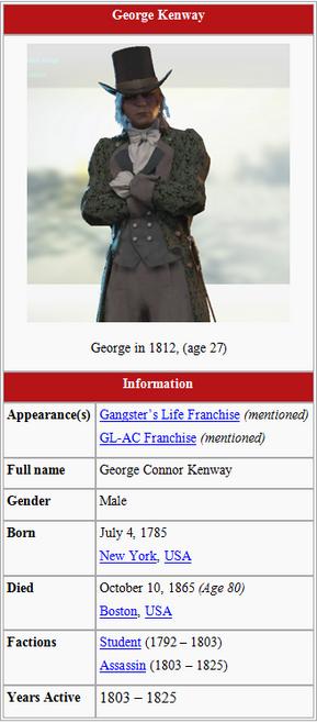 George Kenway1