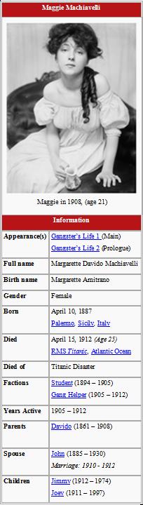 Maggie 1