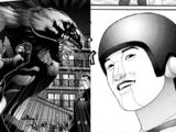 Tanaka Alien Mission Arc