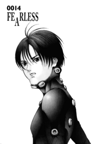 Gantz 02x04 -014- chapter cover