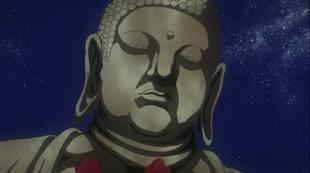 Daibutsu alien