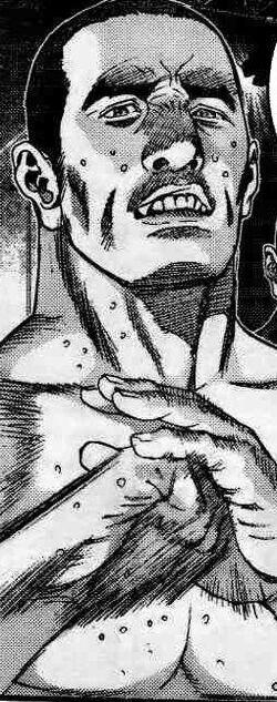 Akira Kurono's Opponent