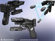 Y Gun Final by Darkmeteorix