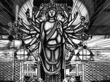 Buddhist Temple Alien Mission Arc