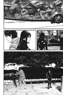 Kurono helps up Yoshikazu