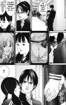 Gantz Kurono picks Tae