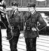 Questioning Policemen