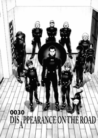 Gantz 03x08 -030- chapter cover