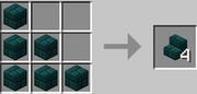Ender Pearl Brick Stairs