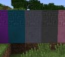 Coloured Quartz Blocks
