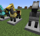 Horse Armour Stand