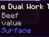 Portable Dual Work Table