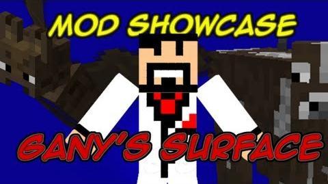 Minecraft Mod Showcase - Gany's Surface Mod