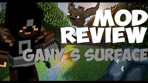 Minecraft Mod Review Gany's Surface - Part 1 - SO USEFUL!-0