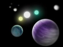 Trinary Solar System FINAL