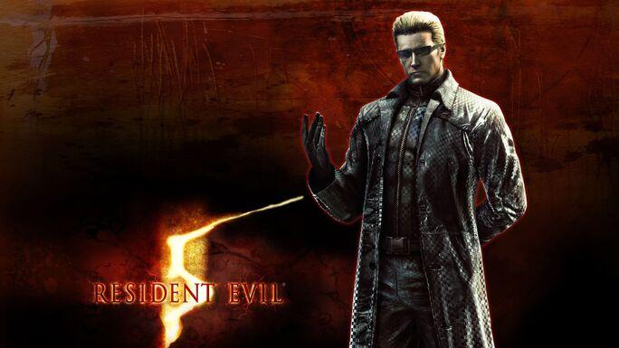 Wallpapersxl Resident Evil Hd Games Albert Wesker 245702 1920x1080