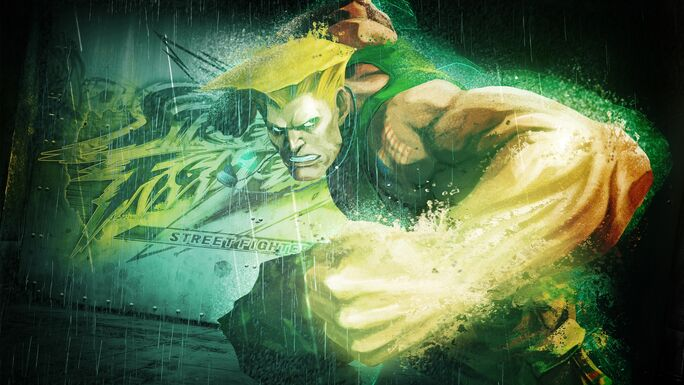 Guile in street fighter-1920x1080