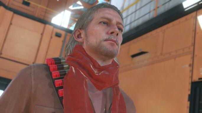 Revolver Ocelot Gamescon 2015 trailer