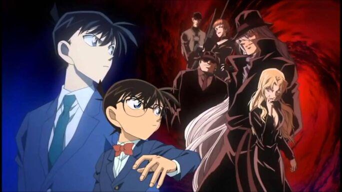 Detective Conan Top Characters Gaoi Archive Wikia Fandom Powered