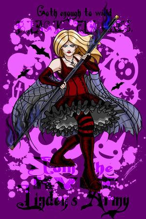 Gothic Linden Avery
