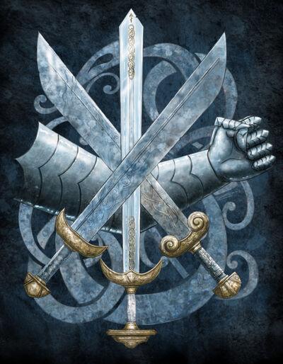Swordmain logo