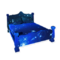 Blue Galaxy Bed