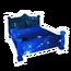 Blue Galaxy Bed