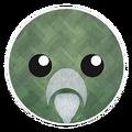Plaid Green Bear