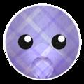 Purple Plaid Bunny