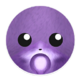 Purple Fox Skin