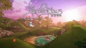 Garden Paws - Steam Trailer