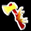 Fire Wings Axe