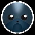 Blue Honey Badger
