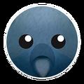 Blue Blend Bear