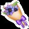 Purple Daisy Bouquet