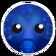 Blue Dragon Skin
