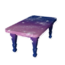 Pink Galaxy Table