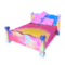 Colourful Splatter Bed