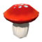 Big Red Bouncy Mushroom