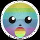 Rainbow Badger