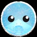 Frosty Skin