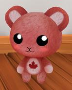 Sparkly Skin Bear