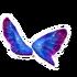 Butterfly Galaxy Glider