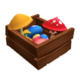 Mushroom Storage Crate
