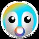 Rainbow Penguin