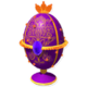 Purple Faberge Egg Chest