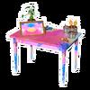 Colourful Splatter Workbench